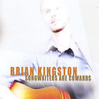 Songwriters Are Cowards * by Brian Kingston (CD, Nov-2004, Blue Bleep Records)
