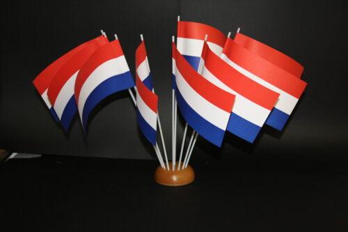 Flaggen PFS-NLD 25 Papierfähnchen//Papierfahnen Niederlande