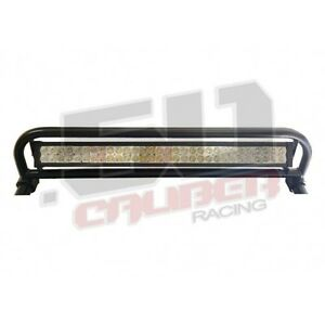 Xp1000 polaris rzr roll cage light bar rack with 30 inch led light image is loading xp1000 polaris rzr roll cage light bar rack aloadofball Choice Image
