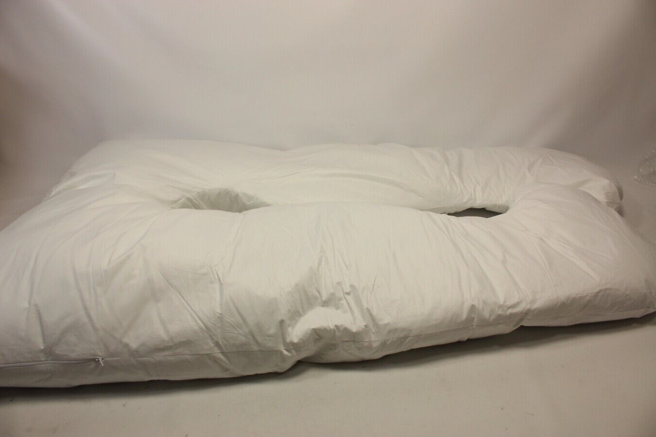 Pregnancy Pillow, Full Body Maternity Pillow with Contoured U-Shape by blueestone