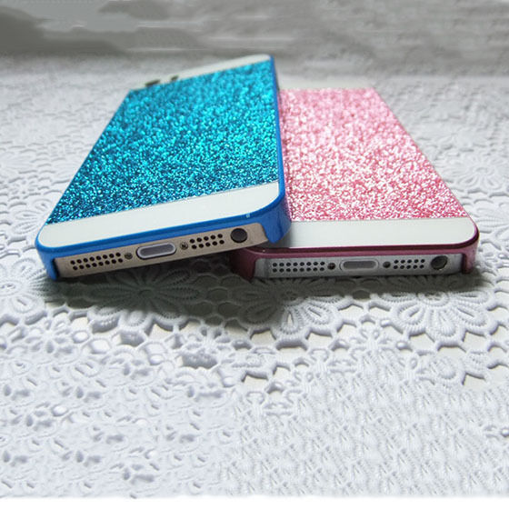 New Glistening Beautiful for Girls Hard Phone Case Cover for iPhone 5 6 6s Plus