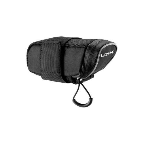 Black Lezyne Micro Caddy Saddle Bag
