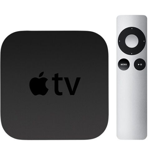 Apple TV 3rd Generation Digital HD Media Streamer W/Cable and Remote Refurbished