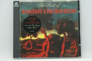 Nick Cave & The Bad Seeds : The Best Of CD Album (SPECIAL EDITION + BONUS CD)