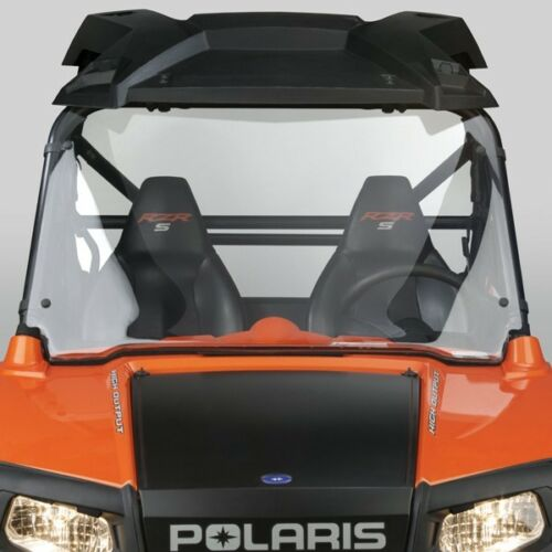 National Cycle Full Clear Windshield UTVs Polaris RZR 800S w//EPS 2011-14