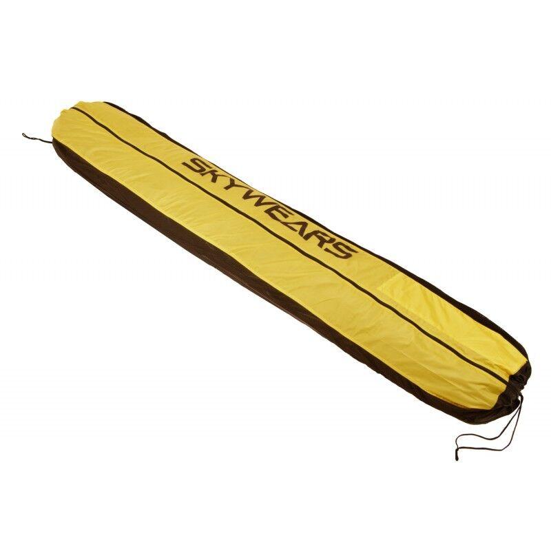 Paquetes de células Bolsas De Tubo Para Parapente de skywears-Amarillo