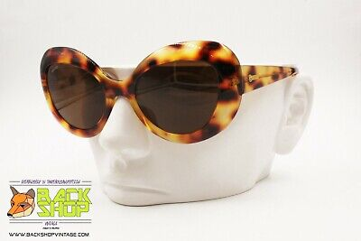 Attento Galileo Mod. Donna 13 Butterfly Women Sunglasses, Rare Vintage Eyewear, Nos 90s Design Professionale