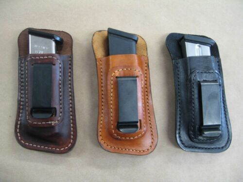AZULA Holsters IWB Inside Waist Gun Magazine Clip Mag Pouch For..Select Model 1