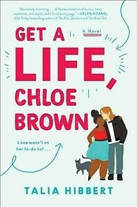 Get-a-Life-Chloe-Brown-Paperback-by-Hibbert-Talia-Like-New-Used-Free-shi