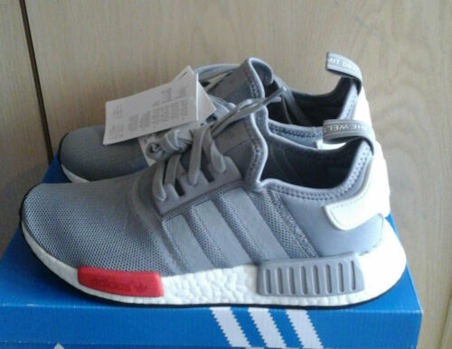 Uk Runner 8 Nmd Grau Deadstock Us 42 Adidas Boost Größe 8 Light Onix 5 qA0F5wxUn