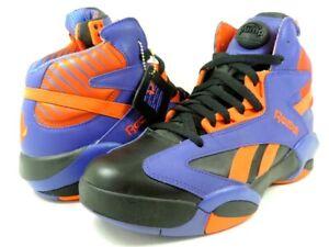 Reebok-Shaq-Attaq-V61029-V55083-Basketball-Mens-Shoes-Black-The-Pump-Dead-Stock