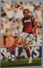 Danny Gabbidon signed photo (Cardiff, West Ham, Wales )
