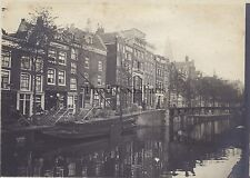 Pays-Bas Nederland Photo Amateur Vintage argentique ca 1905
