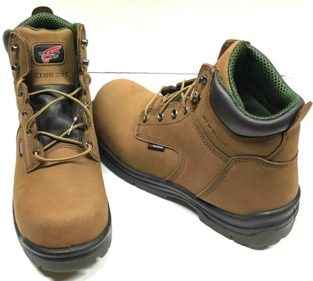 King Toe Steel Toe BOOTS 12 2e Boot