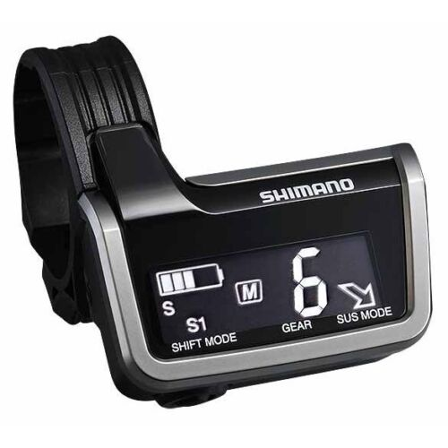 Junction A Shimano XTR Di2 SC-M9051 System Information Display Unit