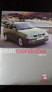 Depliant-Brochure-SEAT-CORDOBA-VARIO-1999-pagine-31-Perfetto-Edicola