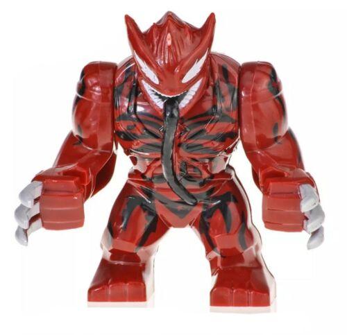 Venom Red Wolverine Large Custom Mini  Figure