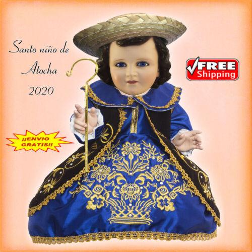 Atocha Gala 2020 Baby Jesus clothing, Ropa Nino Dios Nino Dios
