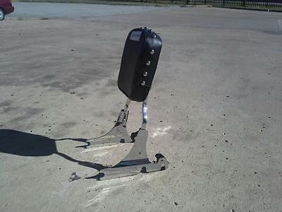 BACKREST SISSY BAR 4 HARLEY SOFTAIL HERITAGE DELUXE FAT BOY CLASSIC FLSTF FXST