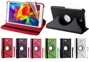 For-Samsung-Galaxy-Tab-4-T230-Case-smart-360-Leather-Folio-Stand-Case-Cover
