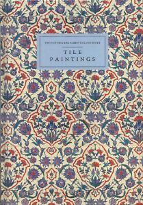 Tile-Paintings-Victoria-and-Albert-Colour-Books-BOOK-Interior-Design-History