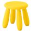 Indexbild 5 - IKEA MAMMUT Kinder Tisch Stuhl Hocker Set in/out Garten Wohnen Kinderhocker