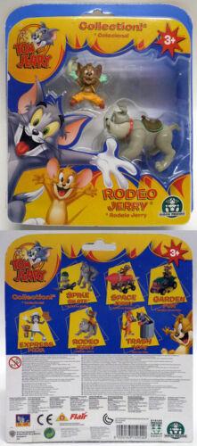 Tom e Jerry collection Rodeo Jerry e Spike personaggi Giochi Preziosi