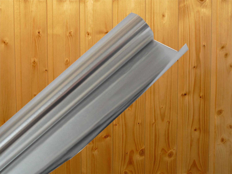 Alufolie Alu Sauna Dampfsperre Alu Aluminiumfolie Aludampfsperre Folie 25mx0,1mm