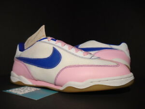 Details about 2004 NIKE DUNK AIR ZOOM FC SB DOERNBECHER DB WHITE ROYAL BLUE PINK 308173 141 9
