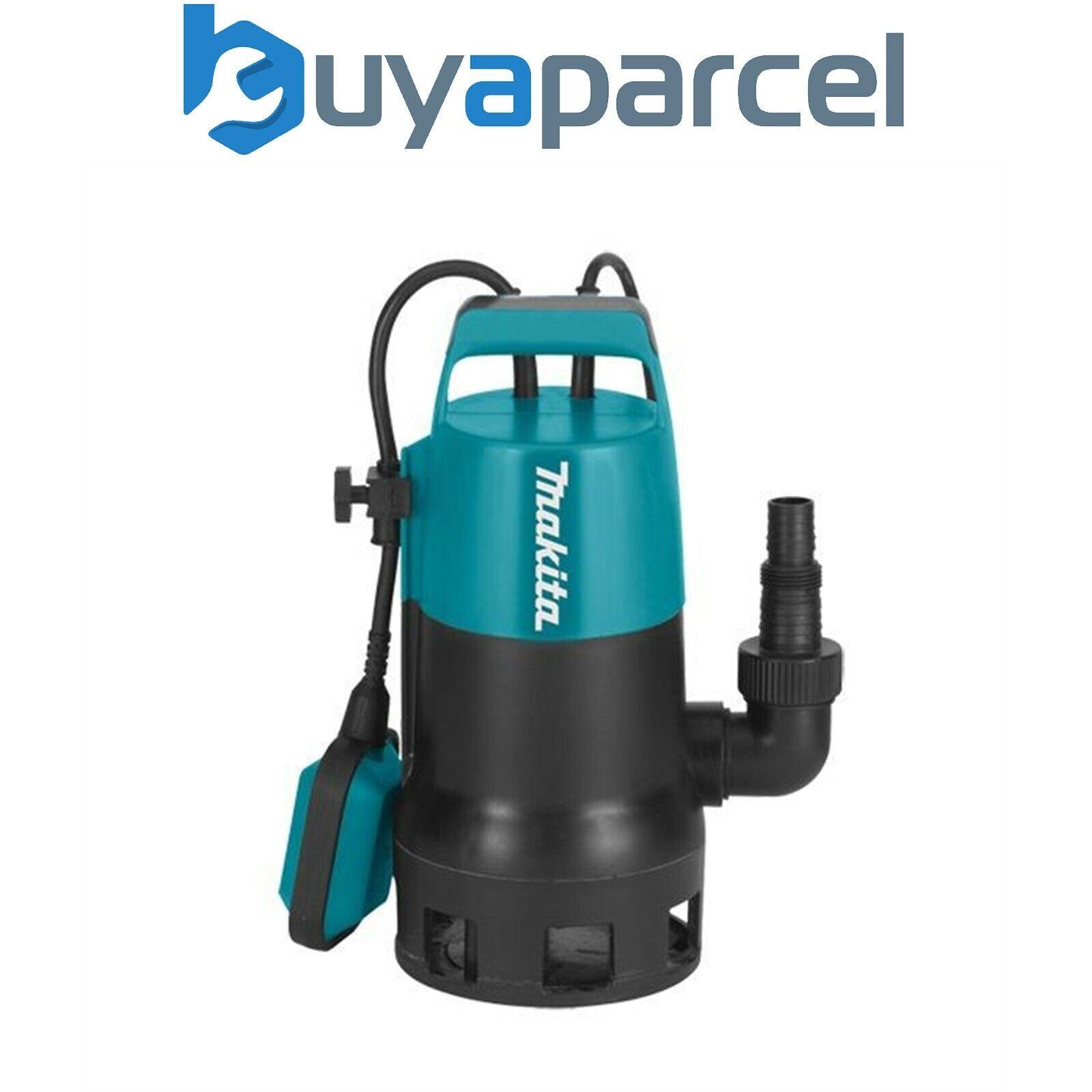 Makita PF0410 140 Litres Submersible Dirty Water Drainage Pump 400w