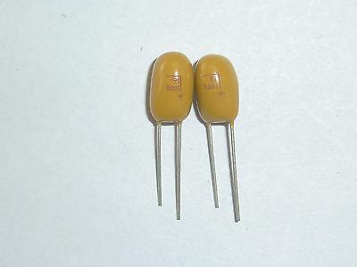 5Pcs 25V100UF 100UF 25V 107 Radial Tantalum Capacitor DIP