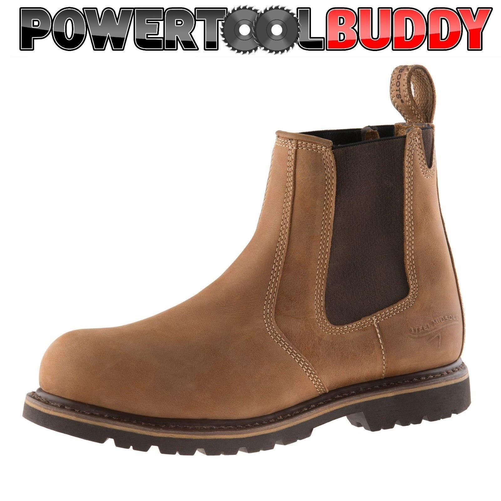 Buckler B1151SM SBP dealer Tan Oak Leder safety dealer SBP boot & midsole  6-13 K2 Sole 51fbd6