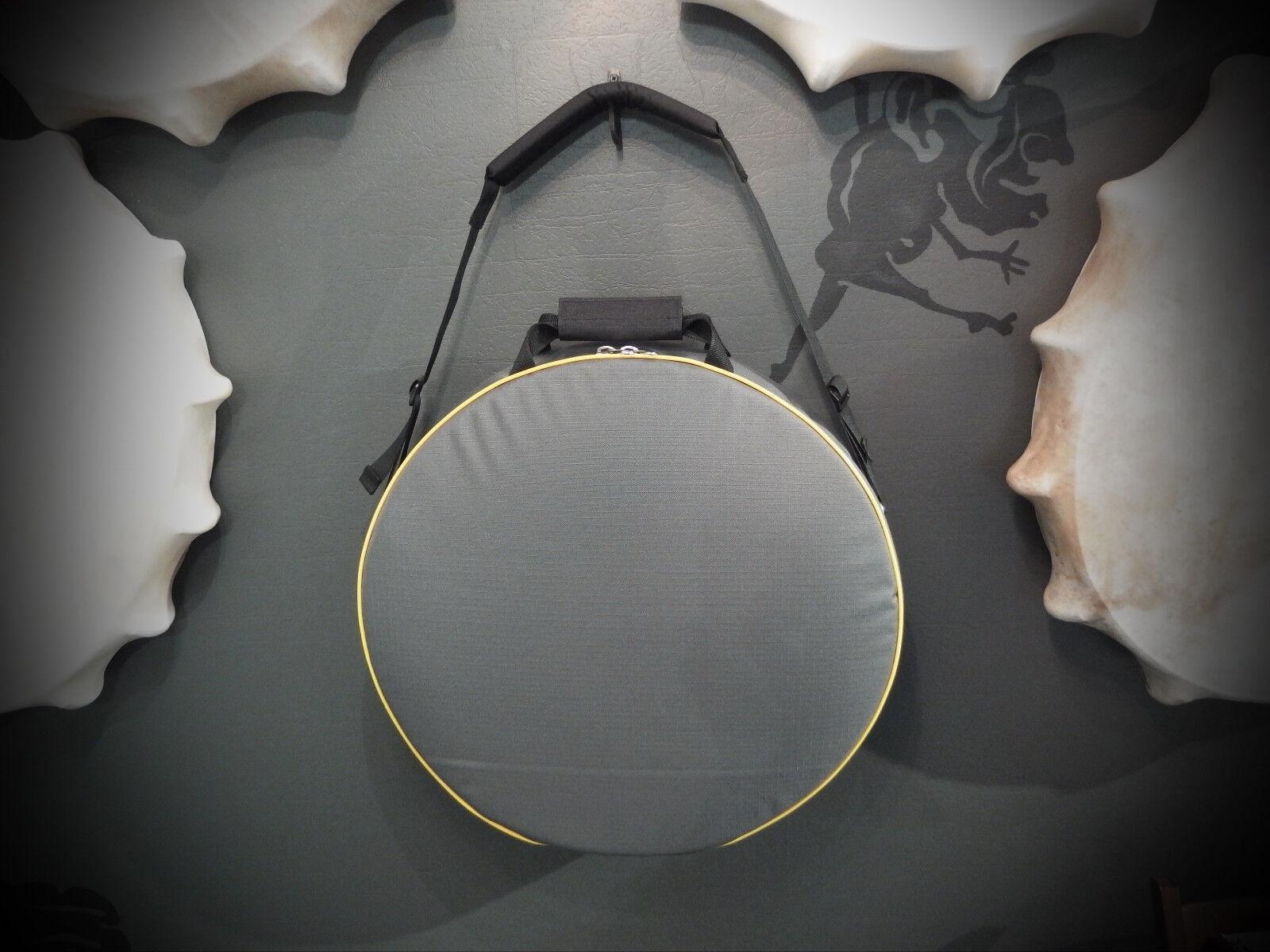 Case for 24  Tambourine Siberian Shamanic Drum Frame drum Handcrafted