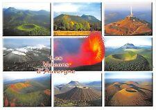 B53412 Les Volcans d'Auvergne multi vues  france