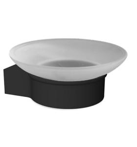 Sanifun-Allibert-zeepschaaltje-Loft-Game-Mat-Zwart