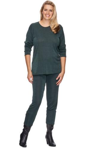 Maltex24 Damen SLINKY Legging 7//8 lang bottlegreen 40 42 44 46 48 50 52 54 56 60