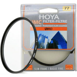 HOYA-FILTER-UV-C-HMC-MULTI-COATED-UV-77mm