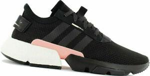 Adidas POD-S3.1 Freizeitschuhe Gr. 44 2/3 44,5 Sneaker Sportschuhe Schuhe neu