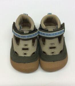 Startrite Boys Pre Walker Shoes Khaki
