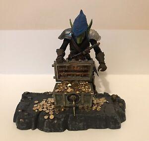 Bien éDuqué Mythic Légions 1:12 Miniature Pièces D'or Trésor 50 Comte Gobelin Snagg-afficher Le Titre D'origine Non Repassant