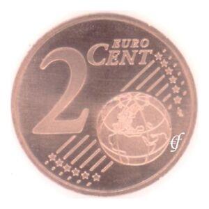 Deutschland 2 Cent Kursmünze - wählen Sie Prägestätte ADFGJ - alle Jahre - Neu