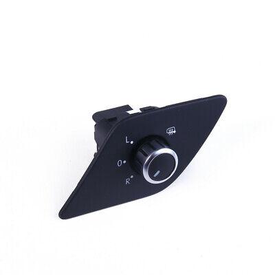 Side Mirror Adjust Heat Fold Knob Switch Fit For VW Jetta MK6 11-13 5C7959565E
