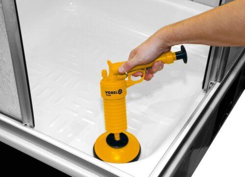 Écoulement Nettoyeur Air Comprimé conduits Siphon Pompe à air comprimé nettoyage