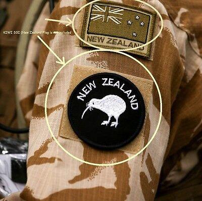 KANDAHAR WHACKER© NATO ISAF COALITION SP OPS SAS JTF2 INSIGNIA NEW ZEALAND KIWI
