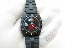 "SNOOPY & The RED BARON,US Time, ""Manual Wind Movement"",RARE! KIDS WATCH,806,L@@K"