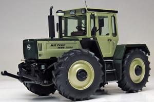Weise Toys 1062 Echelle 1:32 Mb Trac 1600 Turbo Vert Métallisé