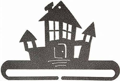 10/% Off Ackfeld Manufacturing Haunted House 6 inch Bell Pull