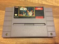 Super Nes USA:       STAR WARS