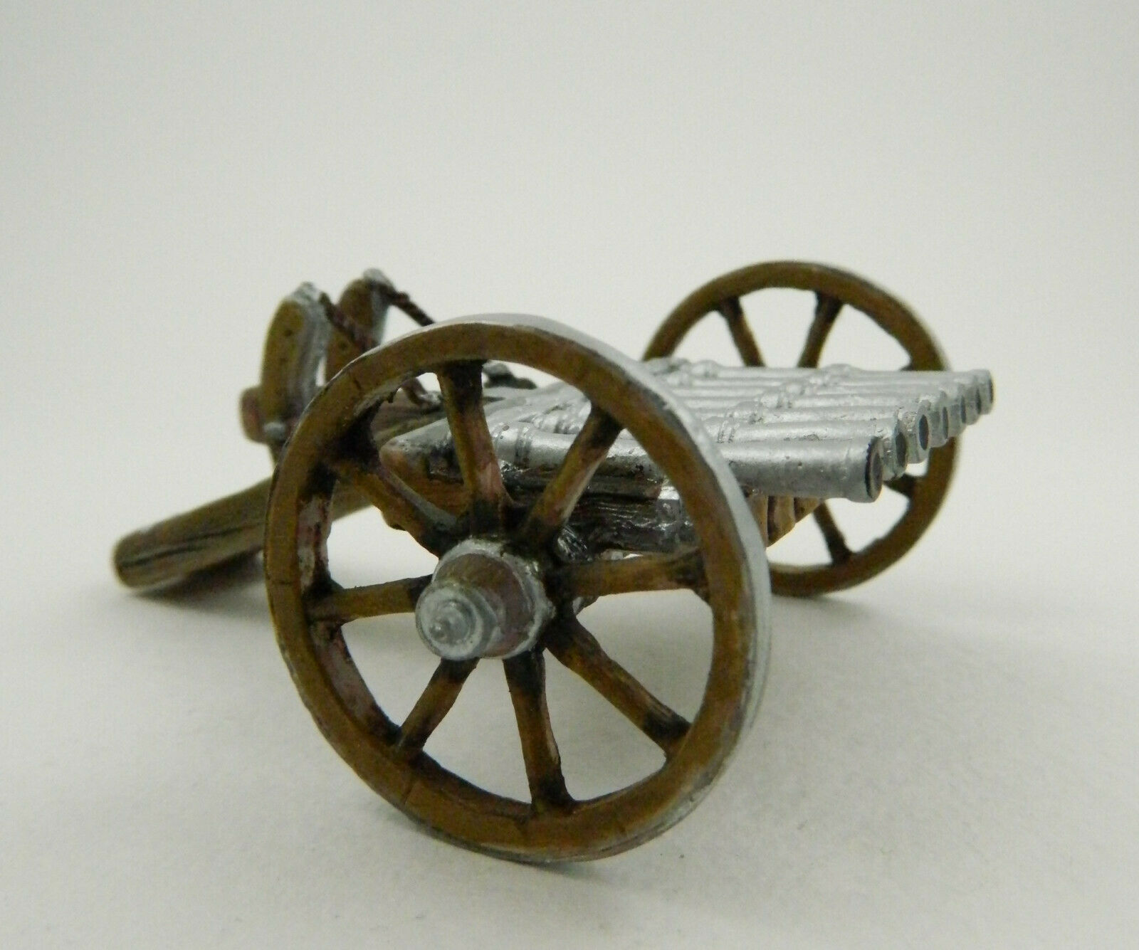 Middle Ages — Ribauldequin, 15th century — 54 mm Lead Cannon