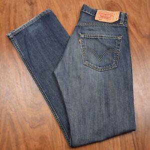 vtg-Levi-039-s-501-Red-Tab-Denim-Jeans-W31-034-x-L34-034-290-GRADE-A